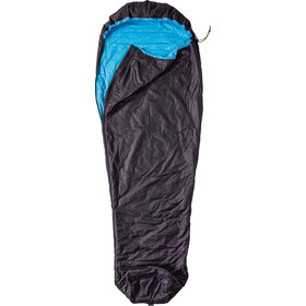 Cocoon Inner Bag Ripstop Nylon/Primaloft Right, espresso/azure